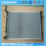 Алюминиевый радиатор автомобиля