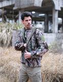 Escudo macio Jacket&#160 da caça tática uniforme do exército de Camo Hoodie;