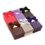 Cadre de empaquetage de cadeau cosmétique de papier de luxe fait sur commande