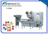 Goma de mastigação de Autoamtic/máquina embalagem de alta velocidade cheias do açúcar