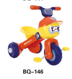 Los niños de 3 ruedas Moto triciclo con CE