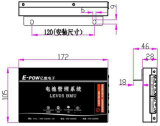 BMS elegante para el paquete de la batería de litio