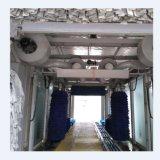 La colada de coche automática del mejor túnel bien escogido trabaja a máquina la arandela del coche