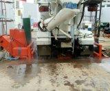 آليّة شاحنة عجلة غسل منظف آلة