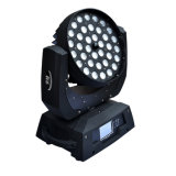 7 indicatore luminoso di azionamento capo mobile dell'indicatore luminoso 10W LED del fascio del ragno di pollice LED