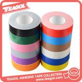 Cinta adhesiva de embalaje envolver el tubo de tela, cintas conjunta
