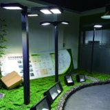 Straßenlaterne-Parkplatz Shoebox des LED-Parkplatz-Lampen-Flutlicht-100W