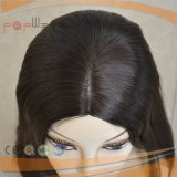 Peluca sin procesar del pelo brasileño de encargo (PPG-l-0513)