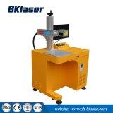 Aposição da marcação a Laser de fibra ISO FDA Máquina para materiais metálicos