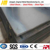 Placa de acero de la corrosión del acero estructural de la resistencia a las inclemencias del tiempo A871