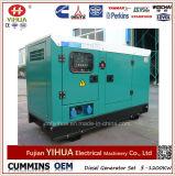 générateur diesel insonorisé silencieux de 12kw/15kVA Perkins avec ATS d'alternateur de Stamford (8-1800kW)