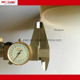 Tubo impaccante cosmetico stampato prezzo poco costoso/tubo pieghevole di alluminio