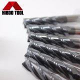 Máquina-ferramenta longas da face do carboneto das flautas da elevada precisão HRC60