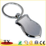 Оптовая изготовленный на заказ пустая сублимация Keychain металла