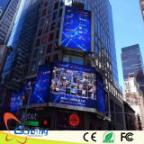 Hintergrund-Innenineinander greifen LED-Bildschirmanzeige des Konzert-P10