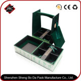 Подгонянная коробка изготовленный на заказ коробки китайского типа логоса упаковывая