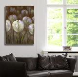 Retrato da decoração da parede da pintura a óleo para a HOME, sala de visitas, escritório, hotel