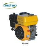 Engine d'essence de Bt-168f pour la pompe à eau 5.5HP 196cc