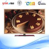2011 la mejor venta caliente TV con cena adelgaza la TV curvada 50 pulgadas