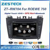 Roewe 750のためのZestech車のDVDプレイヤーヘッド単位GPS