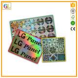 Изготовленный на заказ стикер фабрики печатание стикера (OEM-GL002)