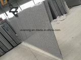 De grijze Countertop van het Graniet G603 Plak van Gangsaw voor Tegels, het Bouwmateriaal van Treden