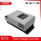 Pantalla LCD de 12VCC/24V CC/60 a 48 VDC MPPT Controlador de carga solar