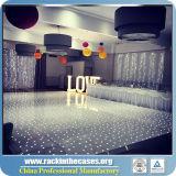 Rk LED acrylique plancher de danse Danse étanche scintillantes pour mariage