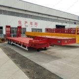 China-Hochleistungs-LKW 50 Tonnen-niedriger Bett-Sattelschlepper