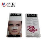 Soins de la peau Tête Noire Remover masque les bandes de pores de nez de Blackhead