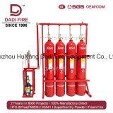 Het professionele BrandblusSysteem Manufactory Ig541 80L90L van het Gas