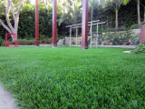 Cuatro colores PU respaldo para jardín de césped paisajismo