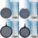 Membrane fine de diffuseur de tube de bulle pour l'eau usagée