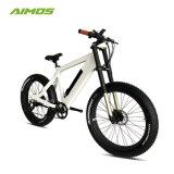 [كستومريزد] شاطئ [إبيك] إطار العجلة سمين درّاجة كهربائيّة في سرعة عادية