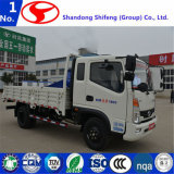 Camión de plataforma plana de alta calidad para las ventas