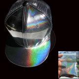 Порошок яркия блеска лазера Holo пыли ногтя зеркала радуги Ocrown голографический