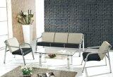 sofà ricoperto Homeused comodo durevole dell'ufficio of-18 del cuoio moderno del sofà