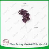 Orchidee van de Vlinder van de Kunstbloem van China van het Merk van Flowerking de Goedkope In het groot