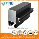 Precio más barato de existencias de perfiles de extrusión de aluminio fabricado en China