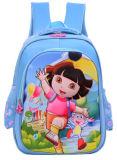 Горячая продажа замороженных девочек рюкзак Schoolbag детей мультфильм Cute мешок