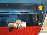 QC12y 4x2500 Ss feuille pour la vente de la machine de cisaillement