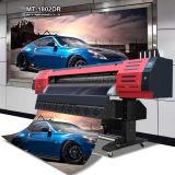 stampatrice di ampio formato del getto di inchiostro di 1.8m Digitahi con la stampante del solvente di Eco delle testine di stampa di Ricoh Gen5