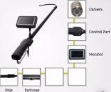 preço de fábrica 6m sistema de inspecção telescópica com Monitor 4.3Inch 23mm Câmara