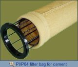 Material compósito de Alta Temperatura Saco Feltfilter