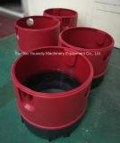 Machine van het Lassen van de warmhoudplaat de Plastic voor Stofzuiger
