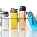 Commerce de gros Sans BPA clair de l'eau potable de Sports Bouteille en plastique