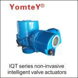 Atuador da Válvula profissionalmente projetados Iqt Series Intelligent Atuador da Válvula