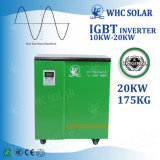 Whc 20kwの低周波の太陽系の純粋な正弦波インバーター