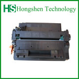 Imprimante laser compatible CE255une cartouche de toner pour imprimante HP Laserjet (P3015D/3015dn/3015X)