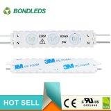 AC110/220V impermeabilizzano la pubblicità del modulo dell'iniezione di /Backlight LED del Sidelight della casella